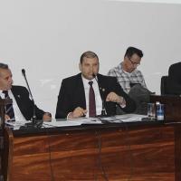 Vereador Michel Carneiro participa de reunião sobre segurança pública