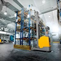 Jungheinrich ganha maior contrato do mundo de empilhadeiras com bateria de íon-lítio