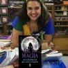 A bruxa Tânia Gori lança novo livro