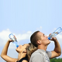 Água – solvente universal e alimento essencial