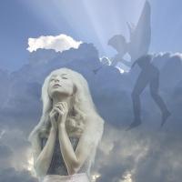 O Anjo da prosperidade