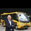 Man Latin America apresenta Volksbus 8.160 OD Piso-Baixo