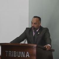 Militão pede manutenção de vias do município