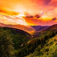 Descobrindo a beleza e a harmonia no mundo interior