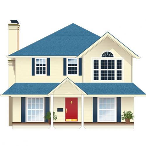 Os tipos de casas