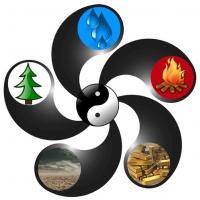 Equilibre os cinco elementos do Feng Shui e traga mais harmonia para sua vida