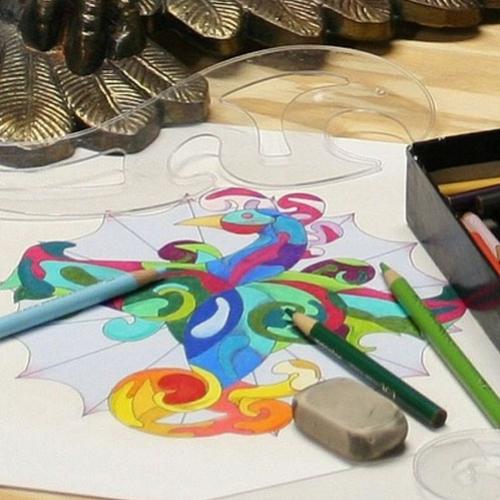 Colorir para diminuir o estresse é bom para todos?