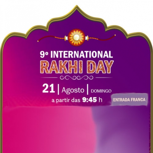 9º International Rakhi Day