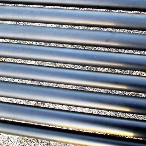Tubos de aço retangulares são excelentes componentes para montagem de projetos com estruturas metálicas