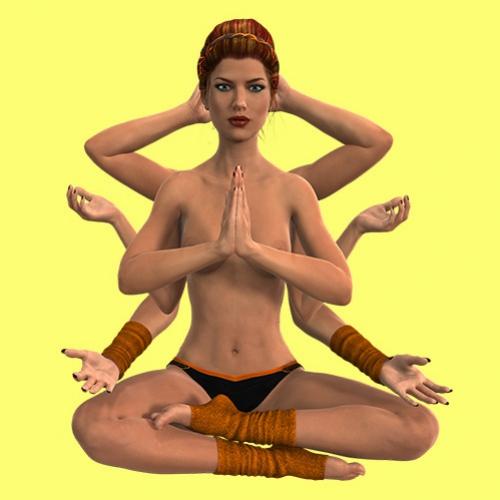 O Hatha Yóga, a alegria, a felicidade e a satisfação da mulher