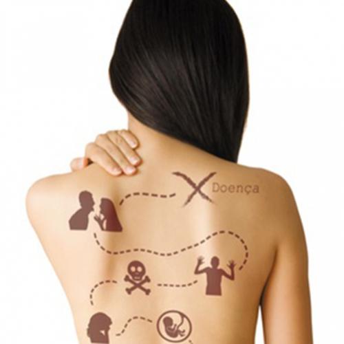 Nosso corpo é o mapa da cura